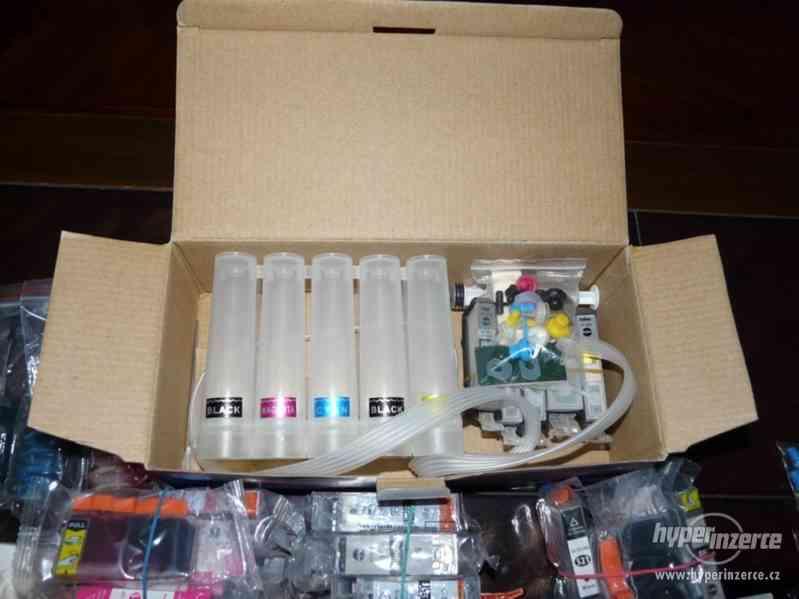 barvy do tiskárny a CISS - foto 4