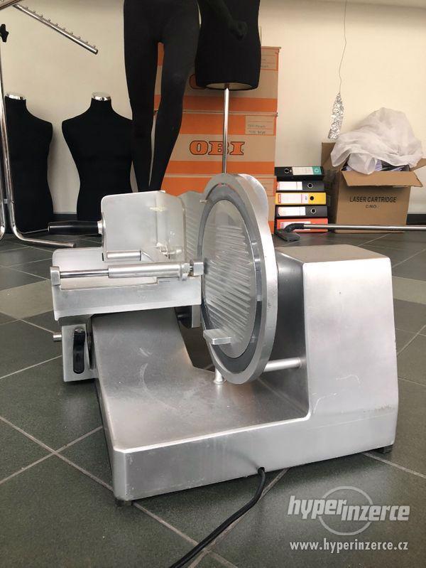 Nářezový stroj, nářezák Graef Euro 3002 Profi