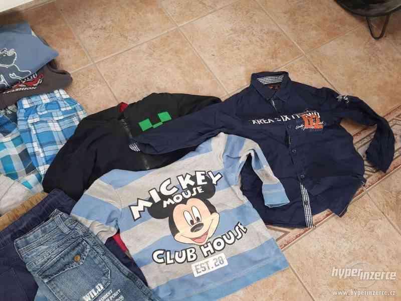 Oblečení pro chlapce vel.116-122 - foto 2