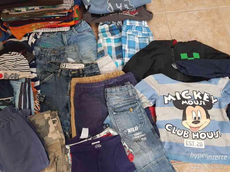 Oblečení pro chlapce vel.116-122 - foto 3