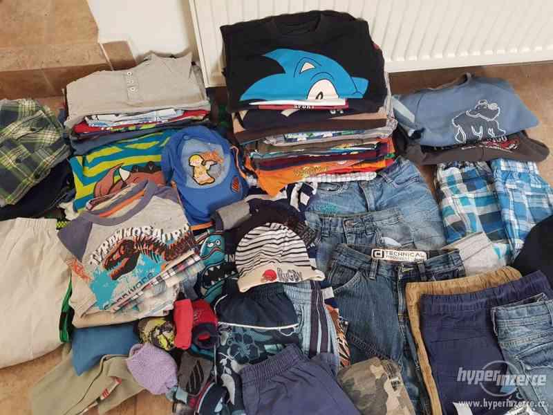 Oblečení pro chlapce vel.116-122 - foto 4