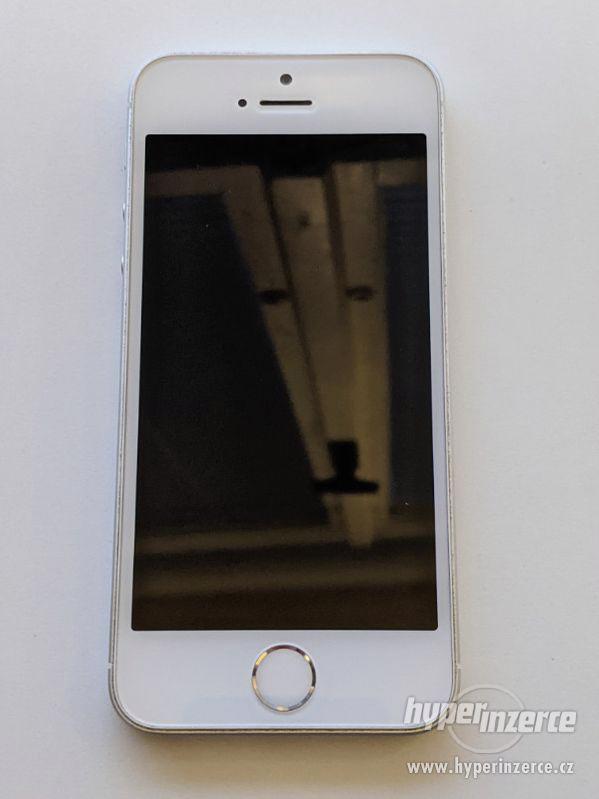 iPhone SE 32GB stříbrný, baterie 91% záruka 6 měsícu - foto 6