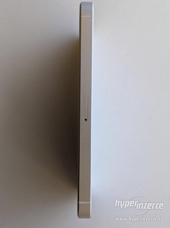 iPhone SE 32GB stříbrný, baterie 91% záruka 6 měsícu - foto 9