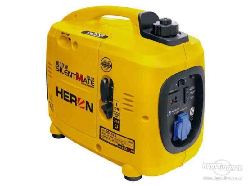Elektrocentrála HERON DGI10S - foto 1