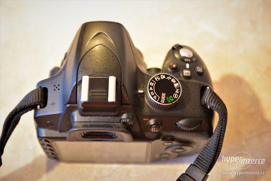 Prodám NIKON D3200 tělo - foto 2
