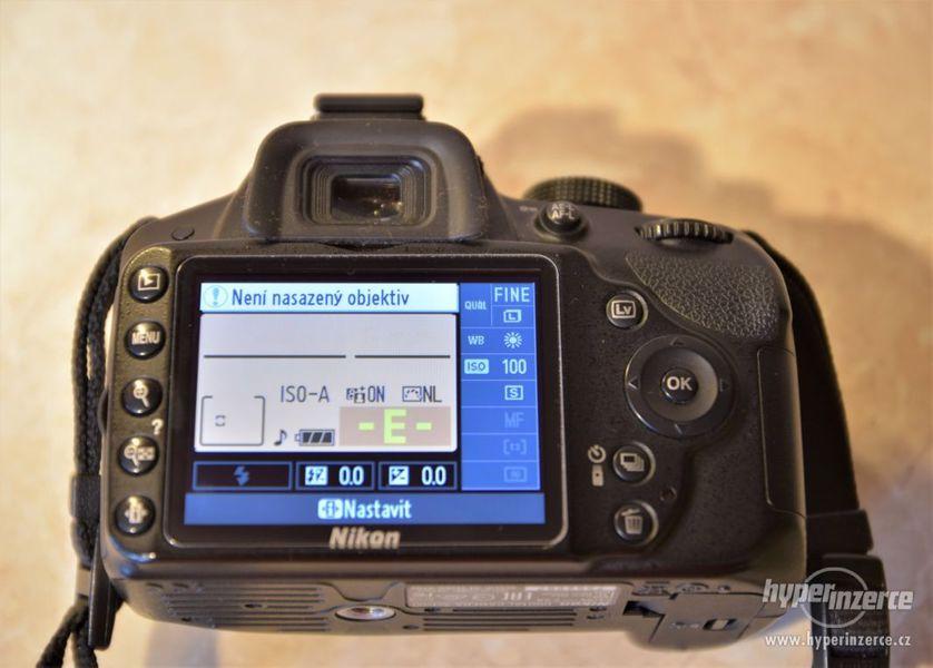 Prodám NIKON D3200 tělo - foto 3