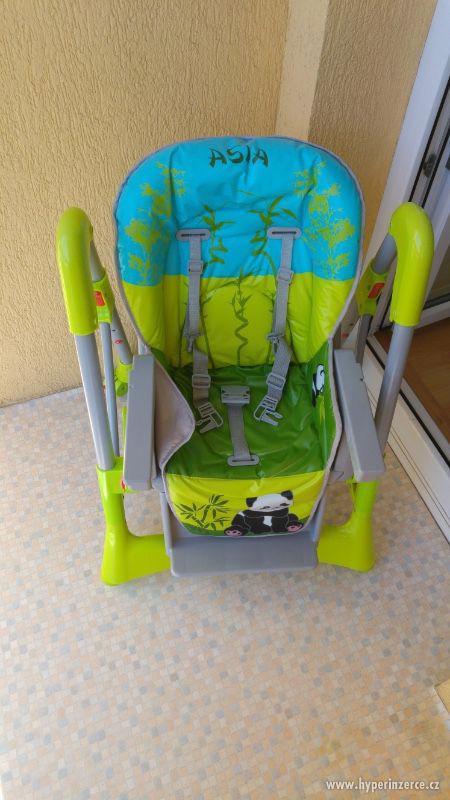 jídelní židlička - foto 1