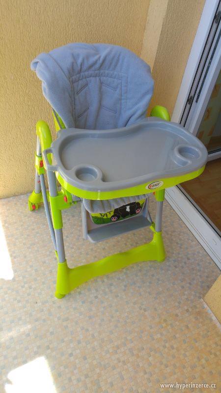 jídelní židlička - foto 2
