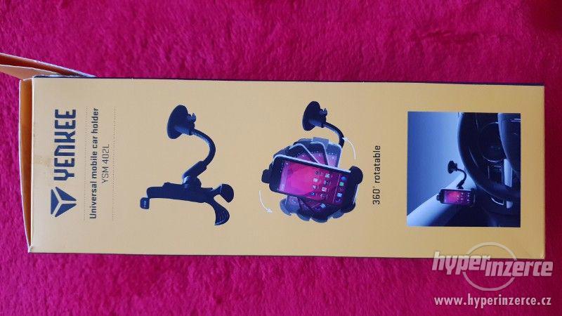 Držák na mobil do auta značky Yenkee - foto 4