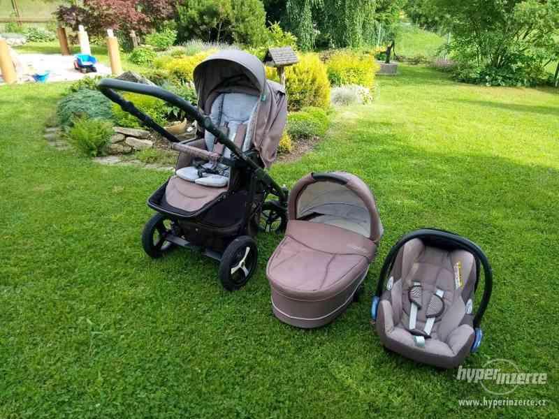Kočárek Baby Design Lupo Comfort (kolekce 2016/2017)