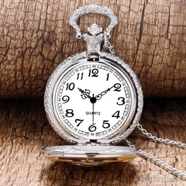 Kapesní hodinky - foto 4
