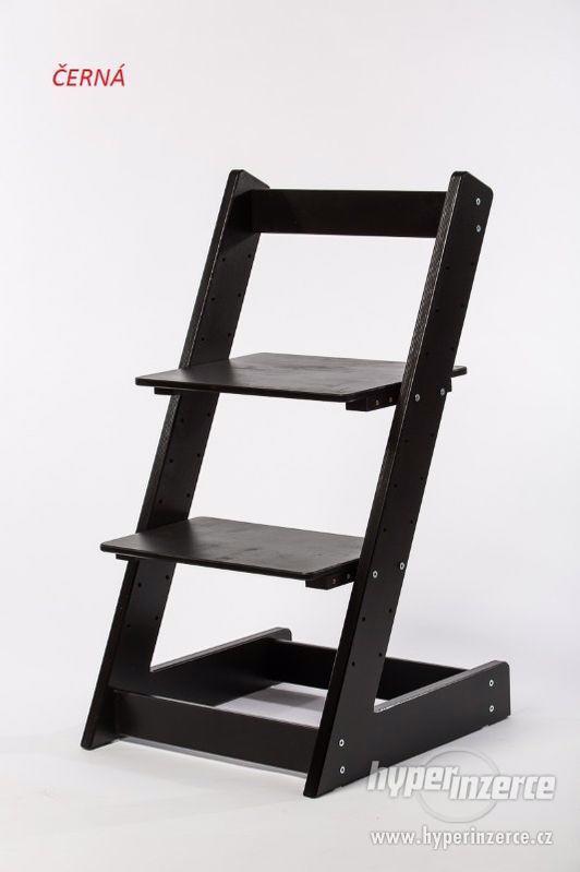 Rostoucí židle ALFA I - různá barevná kombinace - foto 9