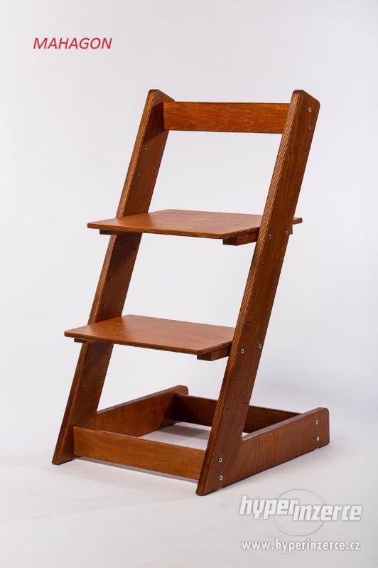 Rostoucí židle ALFA I - různá barevná kombinace - foto 15