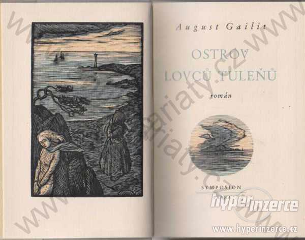 Ostrov lovců tuleňů August Gailit 1941 R. Škeřík