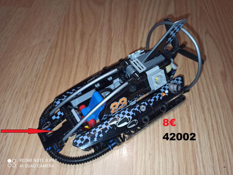 Lego® Technic 2v1 42002
