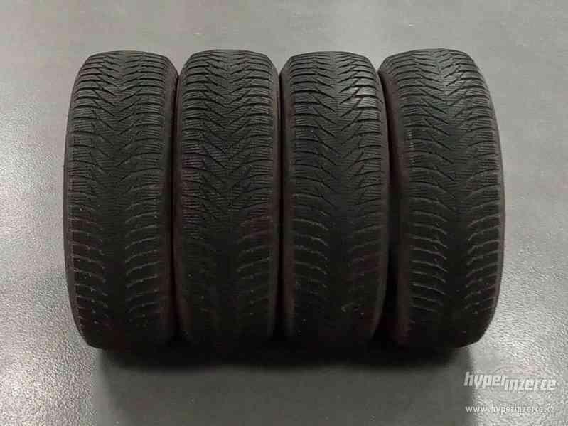 Zimní pneu 195/65 R15