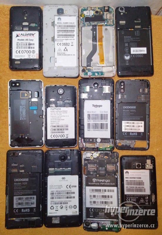 Funkční základní desky k různým mobilům!!!