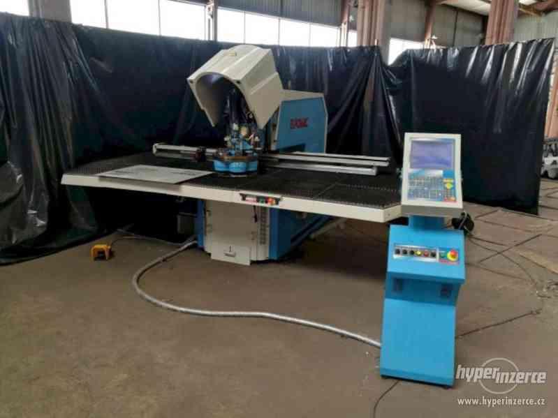 Vysekávací stroje Euromac MTX INDEX - foto 1