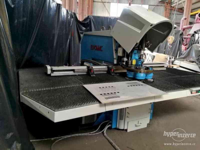 Vysekávací stroje Euromac MTX INDEX - foto 2