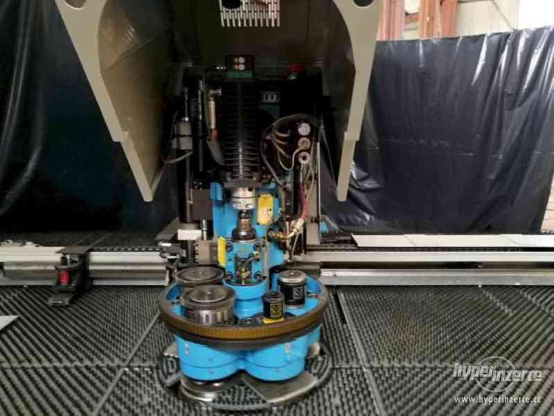 Vysekávací stroje Euromac MTX INDEX - foto 3