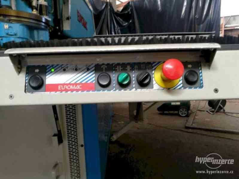 Vysekávací stroje Euromac MTX INDEX - foto 4