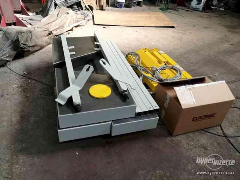 Vysekávací stroje Euromac MTX INDEX - foto 6