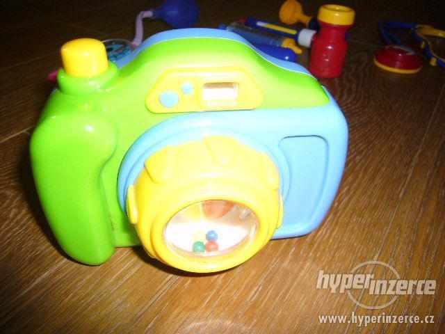 3 hračky pro nejmenší - balíček - foto 3