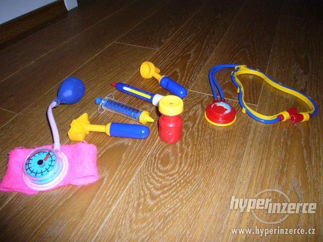 3 hračky pro nejmenší - balíček - foto 4
