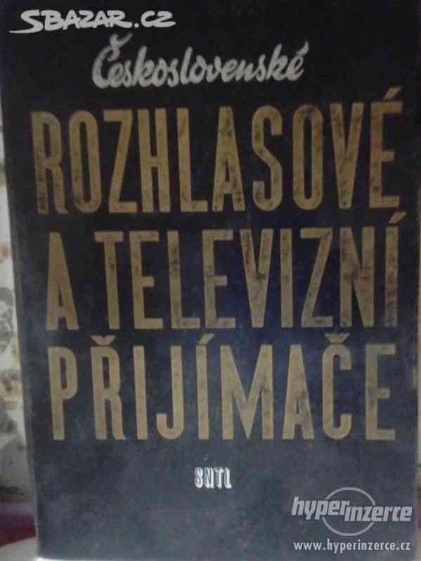 Československé a rozhlasové televizní přijímače