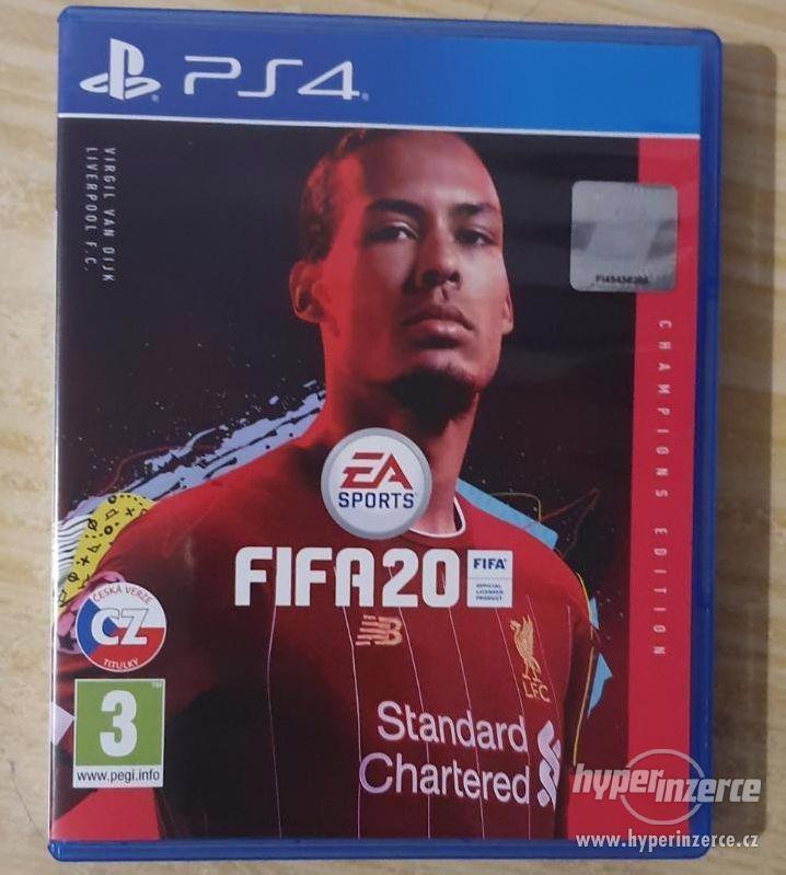 Fifa 20 PS4 - foto 1