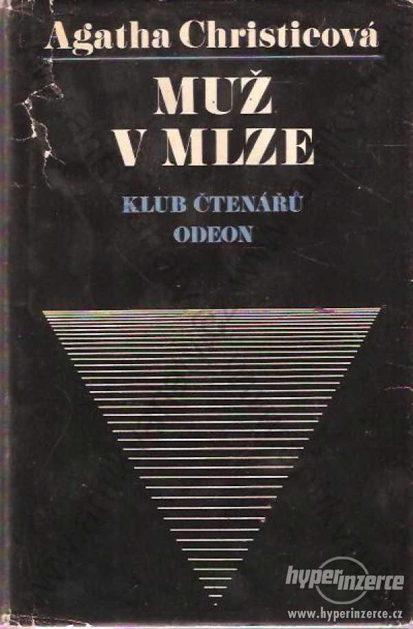 Muž v mlze Agatha Christieová Odeon, Praha