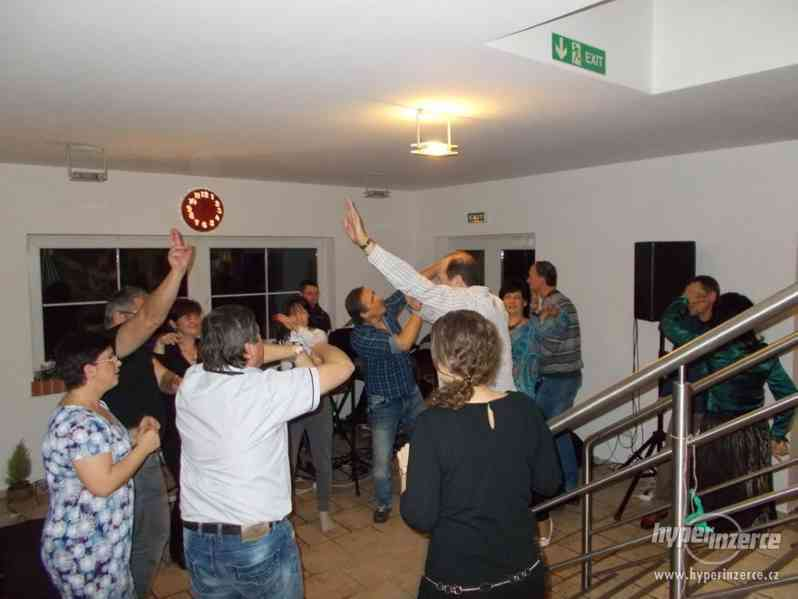 Hudba na svatbu, zábavu, oslavu, ples, firemní večírek,… - foto 8