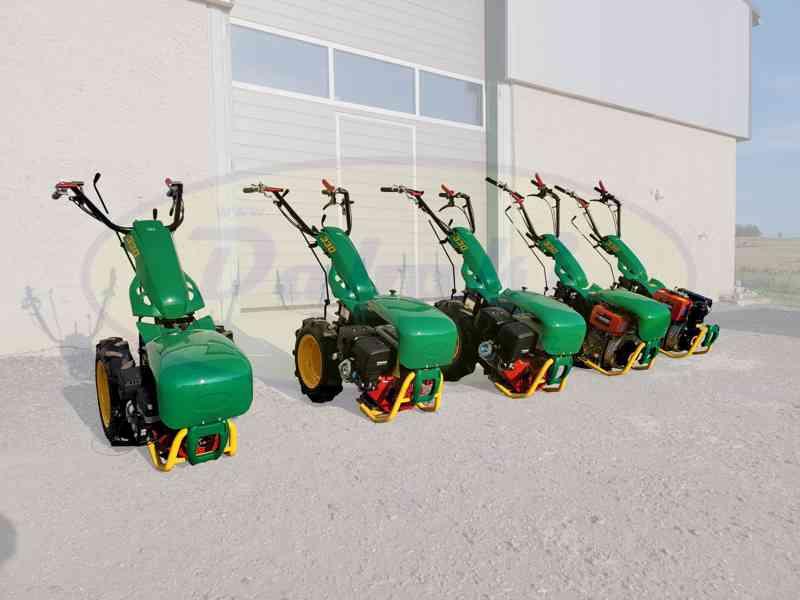 Dvoukolový traktor