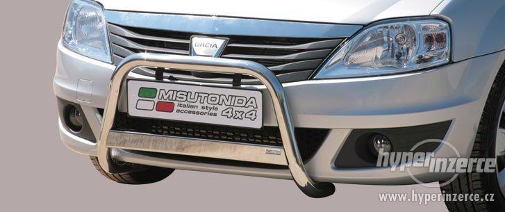 Přední rám Dacia Logan typ A - průměr 60mm