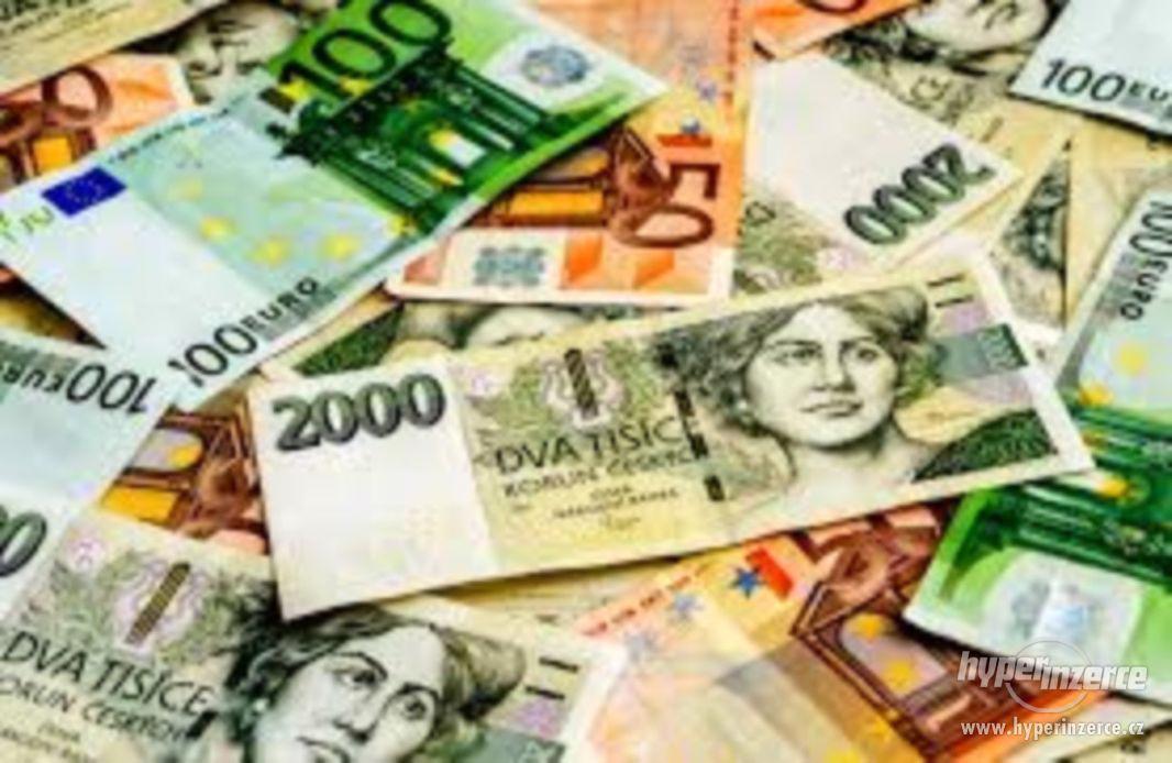 Evropská mikrofinanční společnost / Nabízíme půjčky mezi jed - foto 1