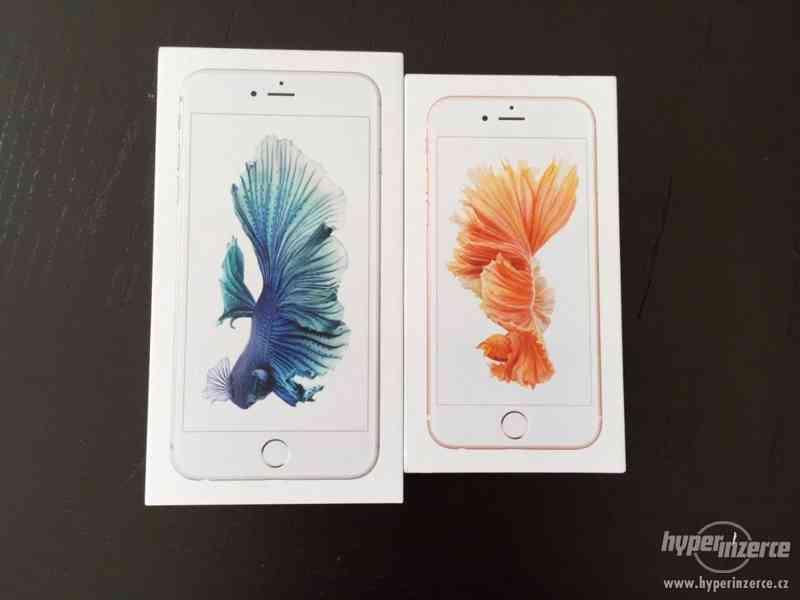 Nový Apple iPhone 6S / 6S PLUS 128GB Odemčený