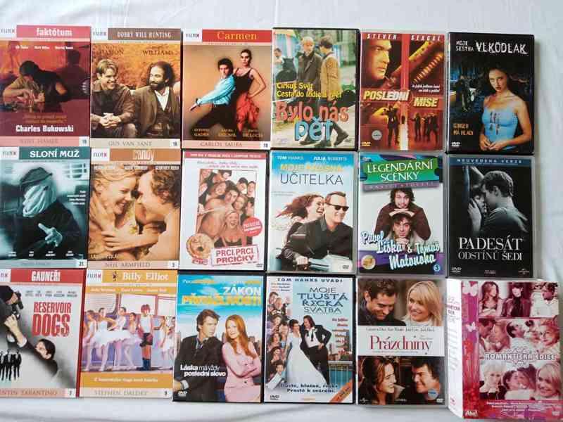 Nove foto 30.7. 150 original DVD- filmy a detske po 65 Kc - foto 7