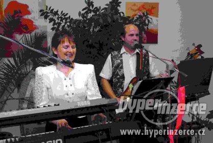 Živá smíšená hudba - kapela 1+1 Vsetínsko, Zlínsko - foto 4