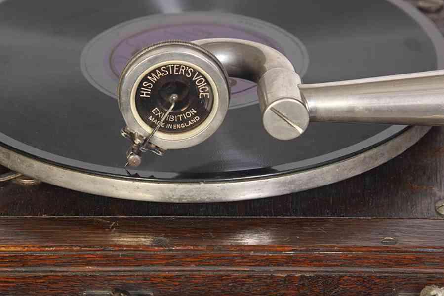 5 krabiček s gramofonovými jehlami do starých gramofonů - foto 10