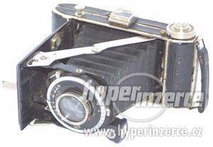 Hapo 10 fotoaparát z roku 1936