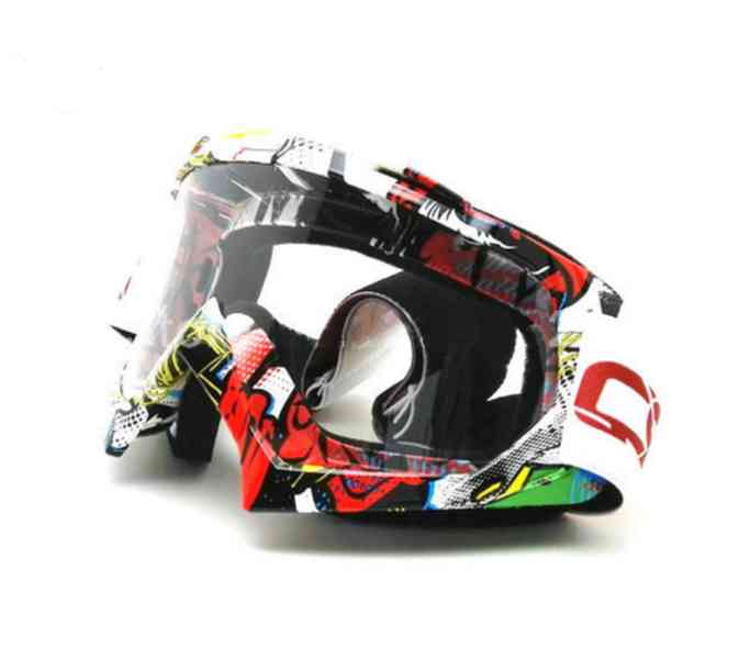 Brýle na motocross