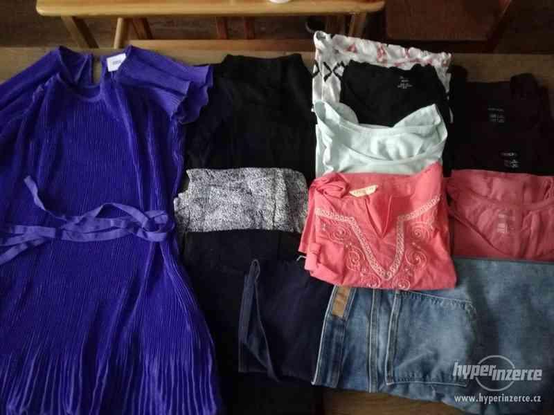 Prodám těhotenské oblečení