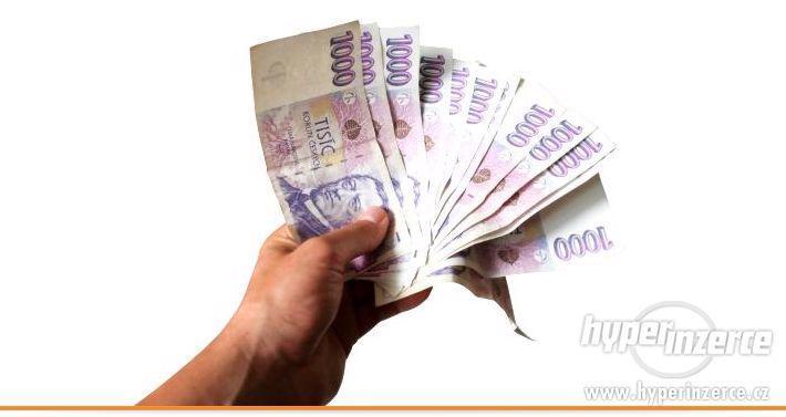Peníze na dosah ! Půjčka všem !!!