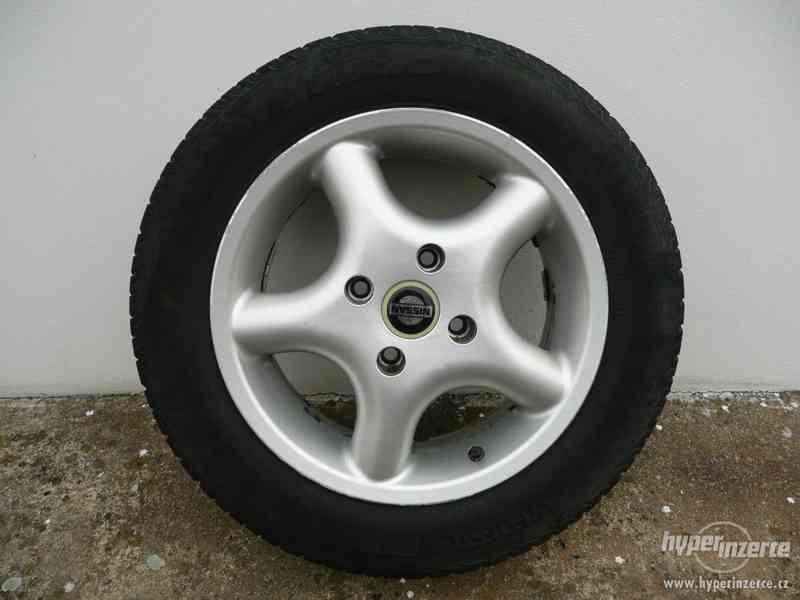 ALU disky + letní pneu