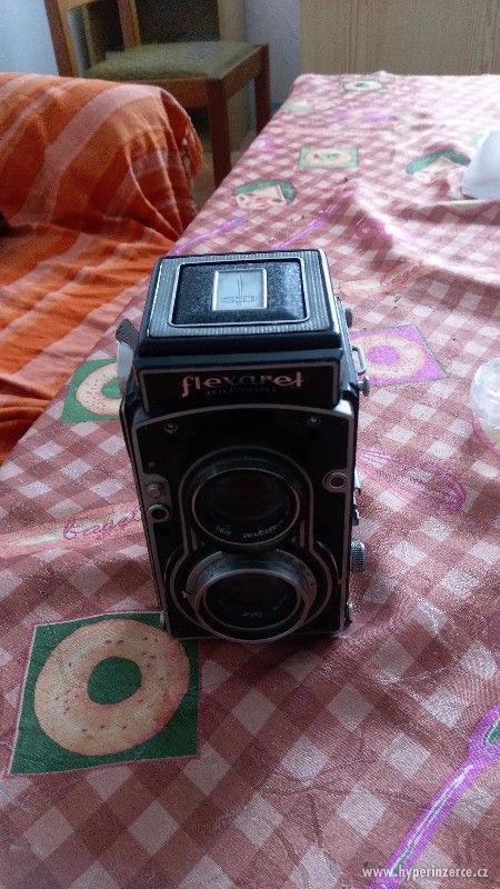 Prodám flexaretu Automat Meopta (vyrobeno v Československu)
