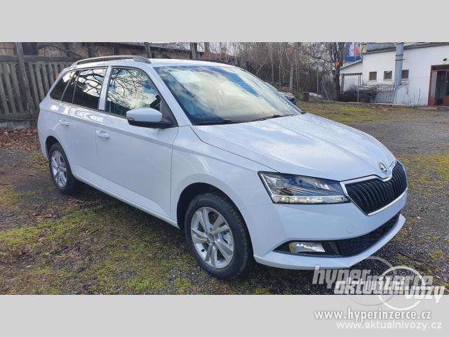 Nový vůz Škoda Fabia 1.0, benzín,  2020 - foto 6