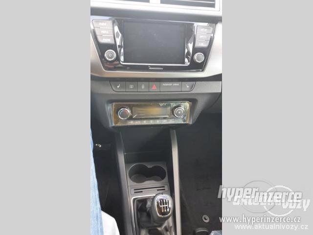 Nový vůz Škoda Fabia 1.0, benzín,  2020 - foto 8