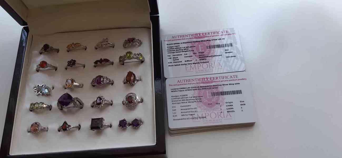 prodám šperky