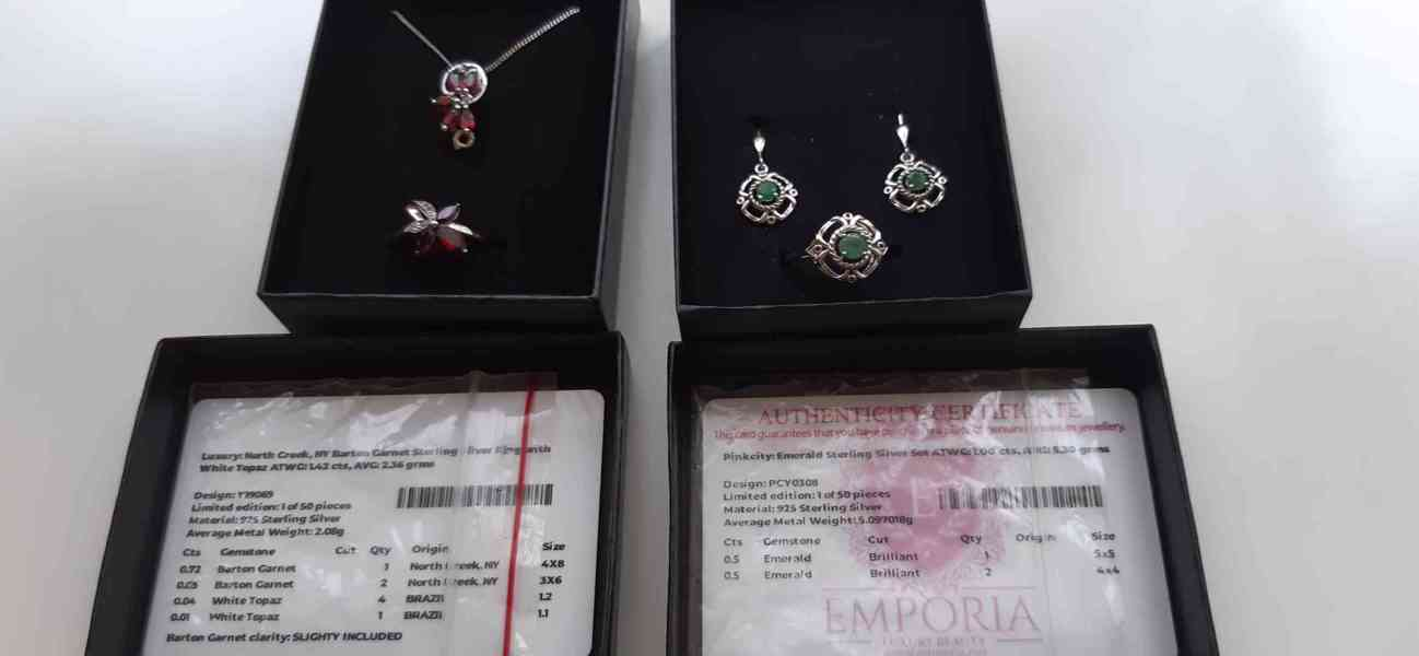 prodám šperky - foto 3