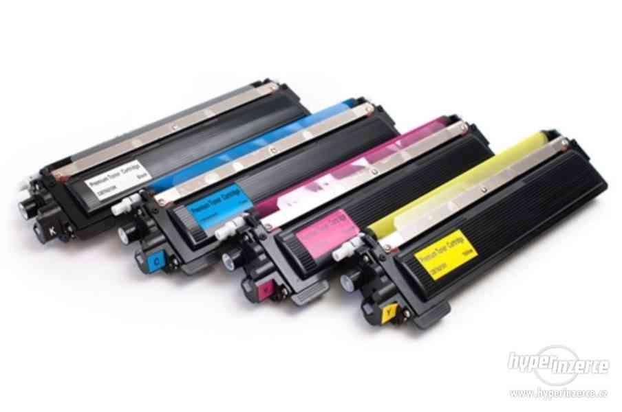 Černý toner pro tiskárny CANON